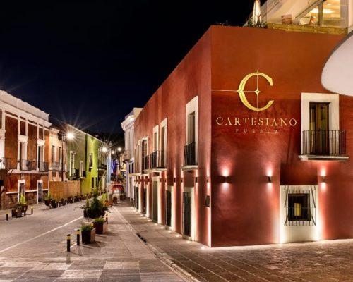 Hotel Cartesiano In Puebla