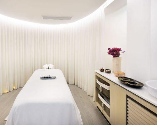 Massagetafel In De Spa