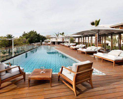 Hotel Cartesiano Zwembad
