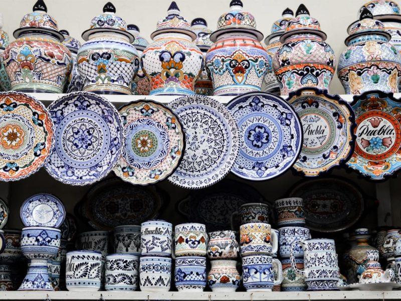 Luxe Reis Mexico Puebla Talavera