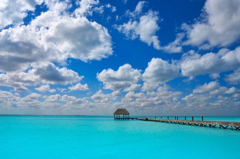 De Blauwe Zee Mexico