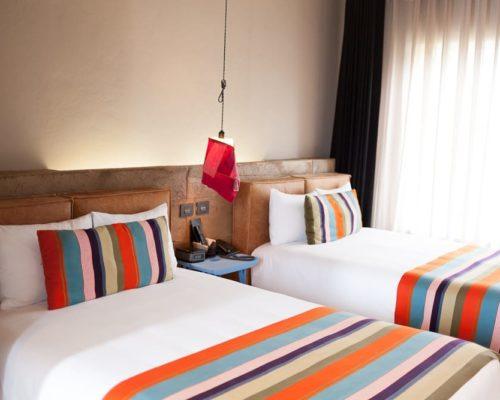 Deluxe Kamer Hotel Bo