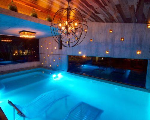 Zwembad Luxe Hotel In Tulum