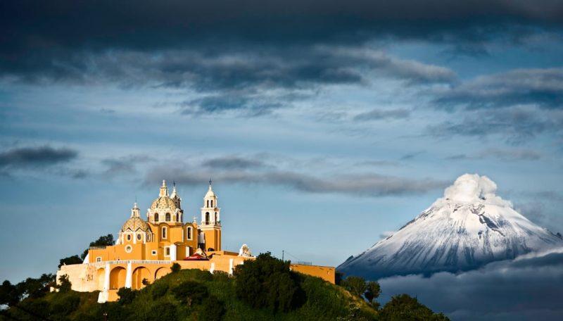 Cultuurreis Mexico Cholula