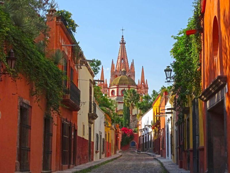 Mexico San Miguel Allende