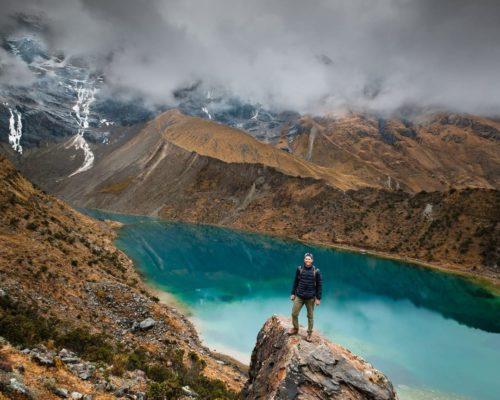 Glamping In Peru Bij Humantay Lake