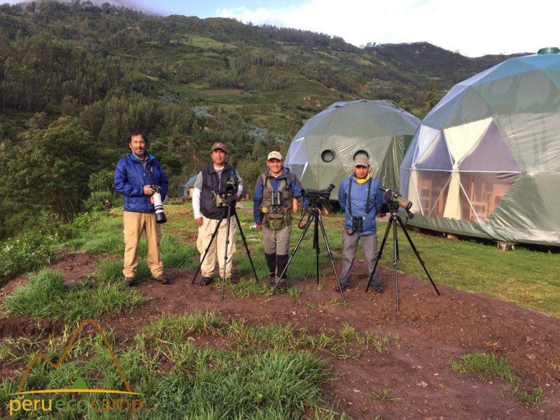 Trekking EcoCamp Peru