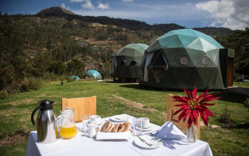 Glamping In De Andes Van Peru Met Peru Ecocamp