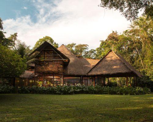 Luxe Ecolodge In De Amazone Van Peru