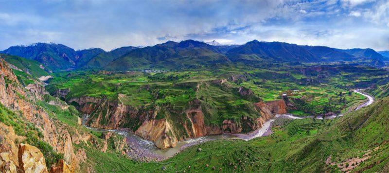 De Mooiste Plekken In Peru
