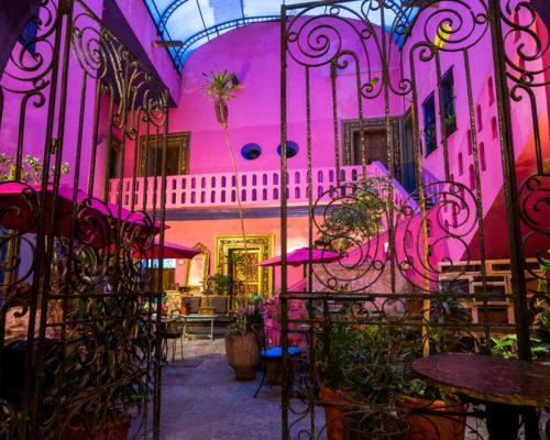 Ingang Hotel Meson De La Sacristia