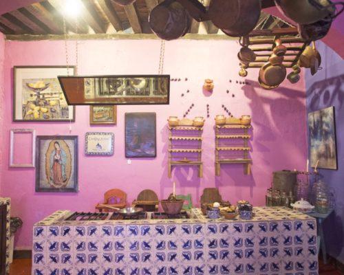 Keuken Meson De La Sacristia