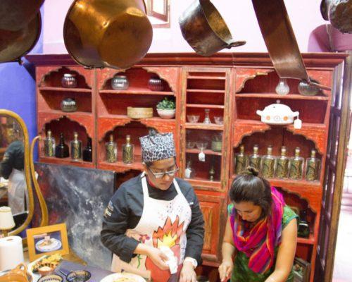 Kookworkshop Meson De La Sacristia