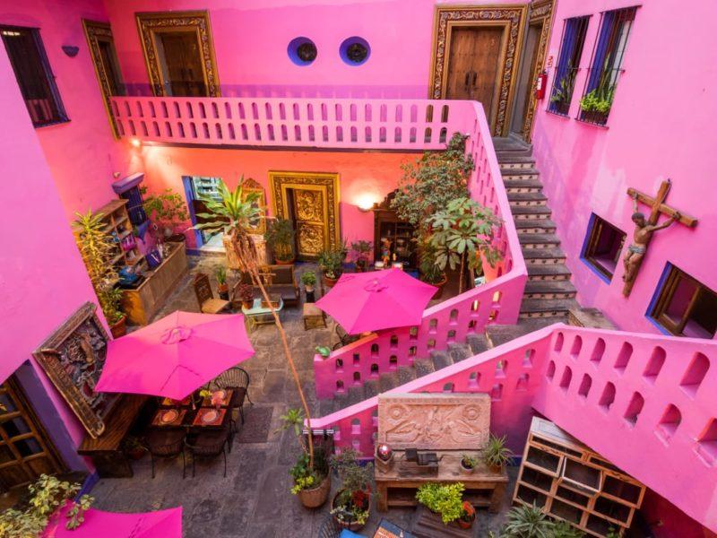 Bijzondere Accommodaties In Mexico