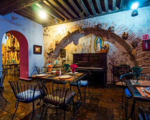 Restaurant Meson De La Sacristia