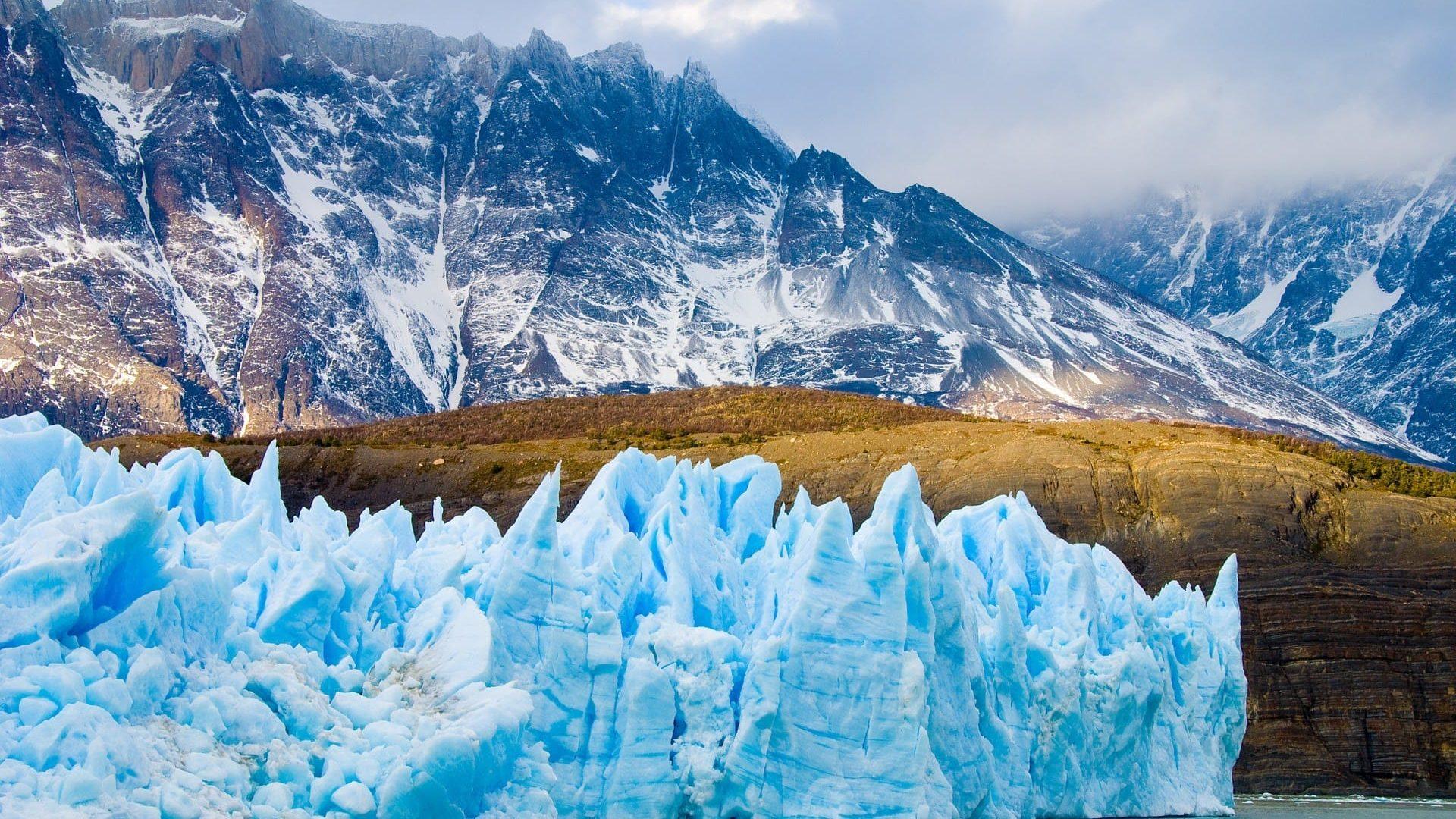 chili bergen en ijs
