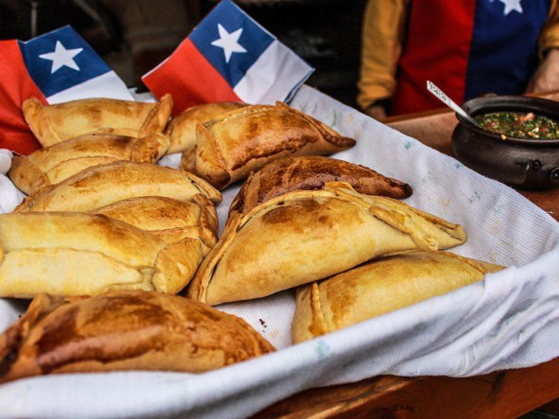 Empanadas Eten In Chili