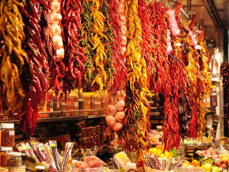 Lokale Markt In Santiago De Chile