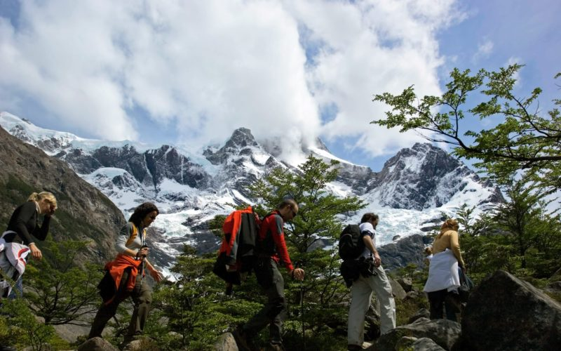 Trekking In Patagonië