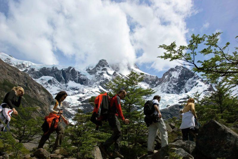 Trekking Door Patagonië