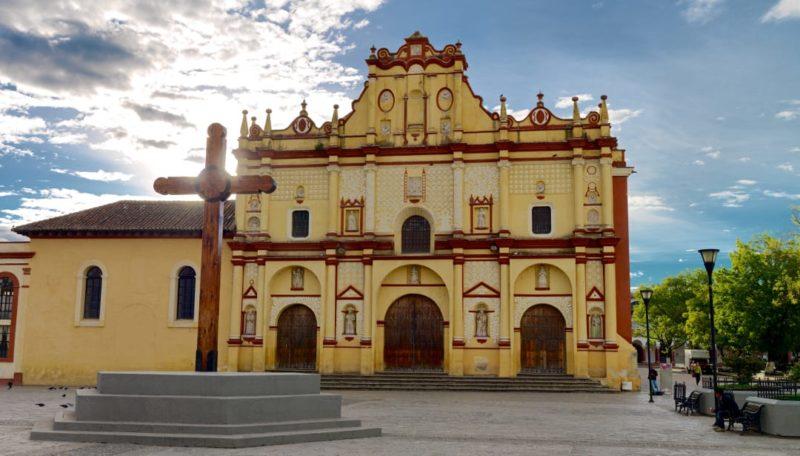 Kathedraal San Cristobal De Las Casas
