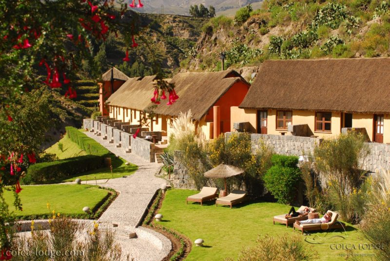 Colca Lodge In Peru