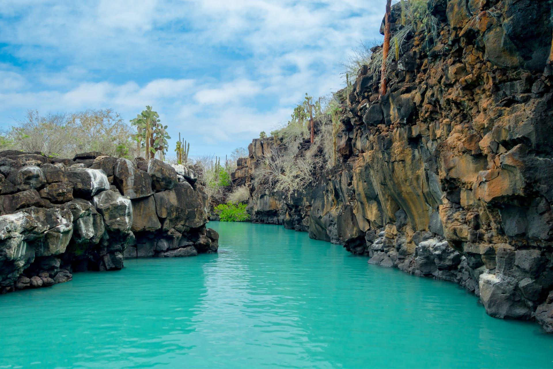 Eilandhoppen Galapagos Santa Cruz