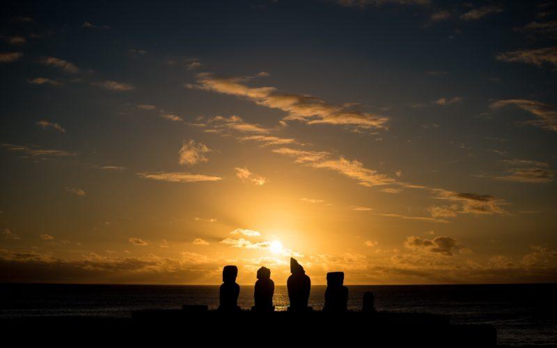 Rapa Nui Op Paaseiland