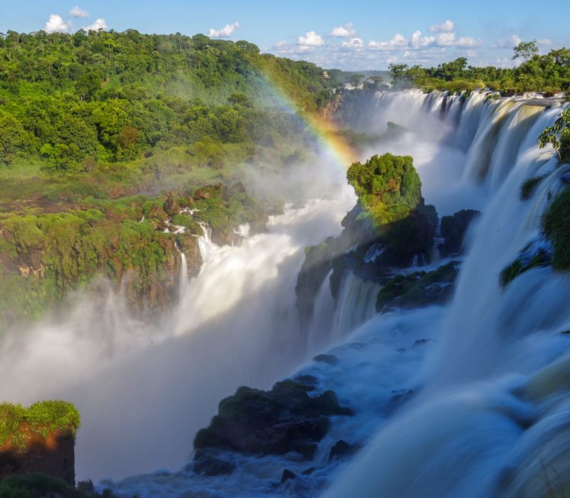 Iguazu Falls Brazilië
