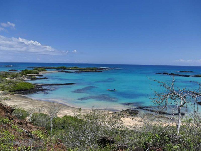 Galapagos_Floreana_Blauwe_Zee