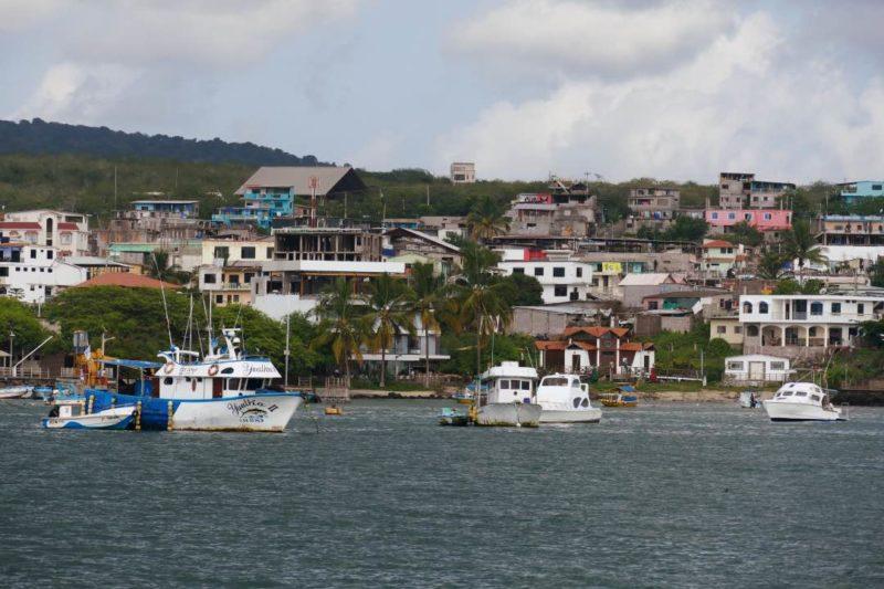 Puerto Baquerizo Moreno San Cristobal Galapagos