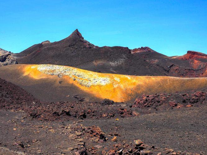 Sierra Negra Vulkaan Galapagoseiland Isabela