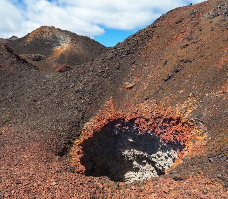 Sierra Negra Vulkaan Isabela