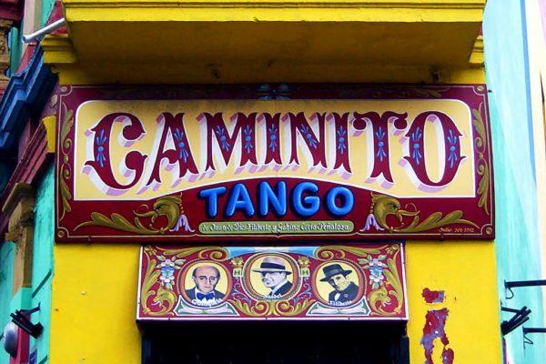 Argentinië Caminito In La Boca