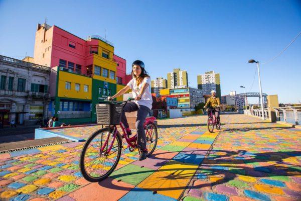 Individuele Rondreis Argentinië Buenos Aires Fiets Tour