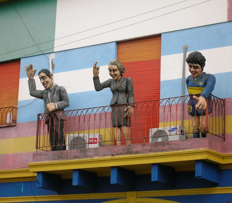 Argentinië La Boca