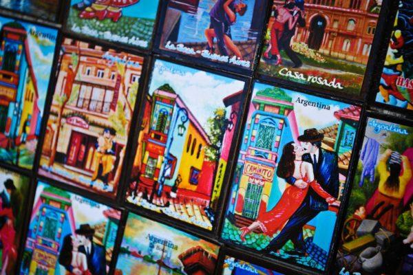 Kleurrijk Buenos Aires