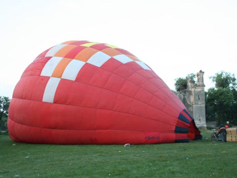 Ballonvaart Puebla Reizen Door Mexico