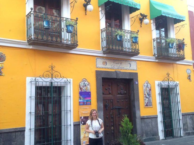 Mexico Puebla In Los Sapos