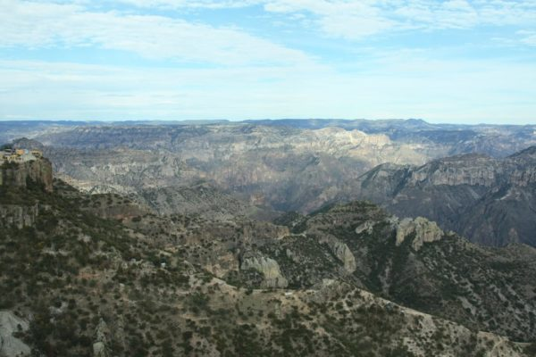Copper Canyon Noord Mexico