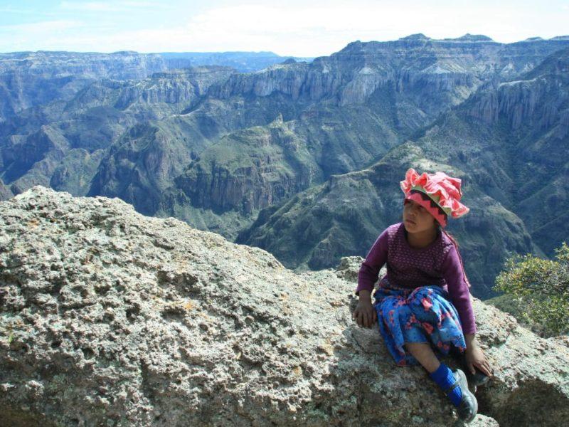 Kinderen Copper Canyon