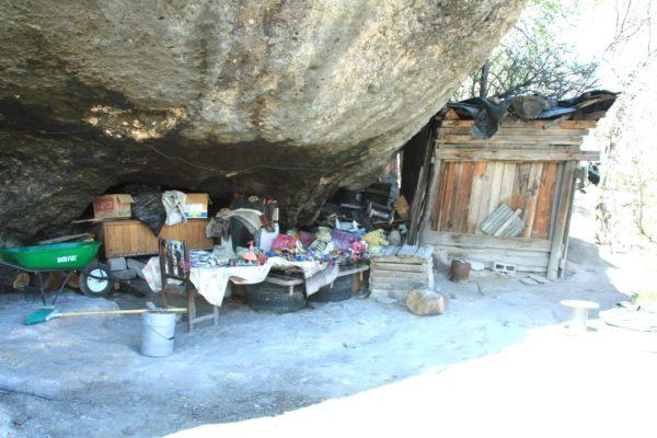 Tarahumara In Creel