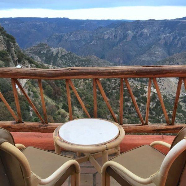 Hotel Mirador Copper Canyon