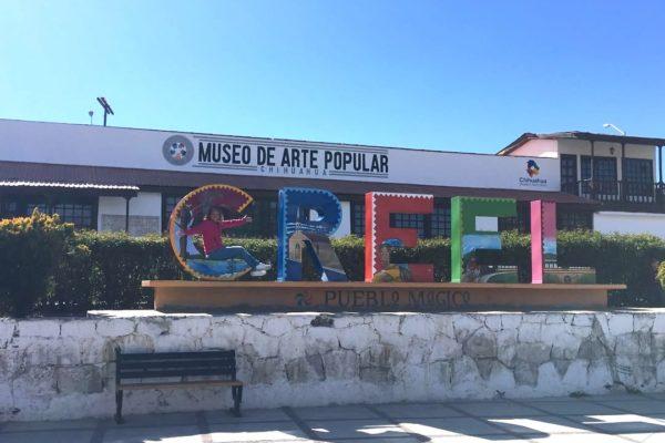 Creel Noord Mexico