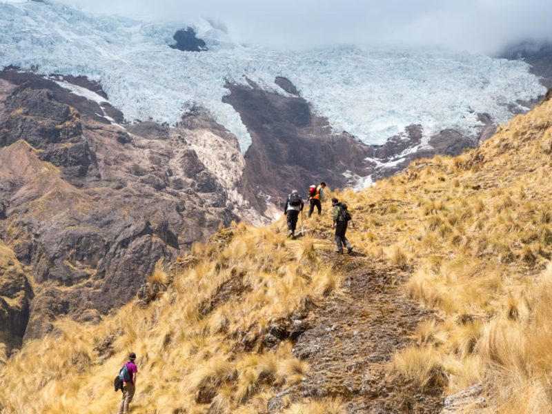 Peru Hotel Explora Sacred Valley Andesgebergte