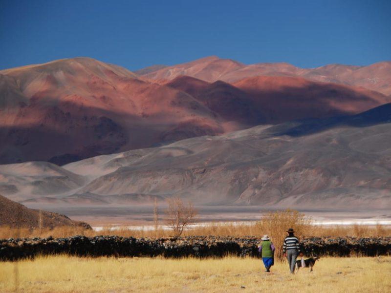 Argentinië Salta En Jujuy Antofagasta De La Sierra
