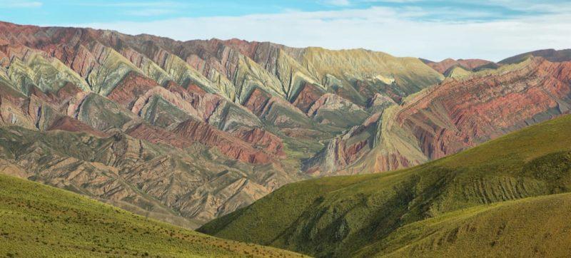 Argentinië Quebrada De Humahuaca