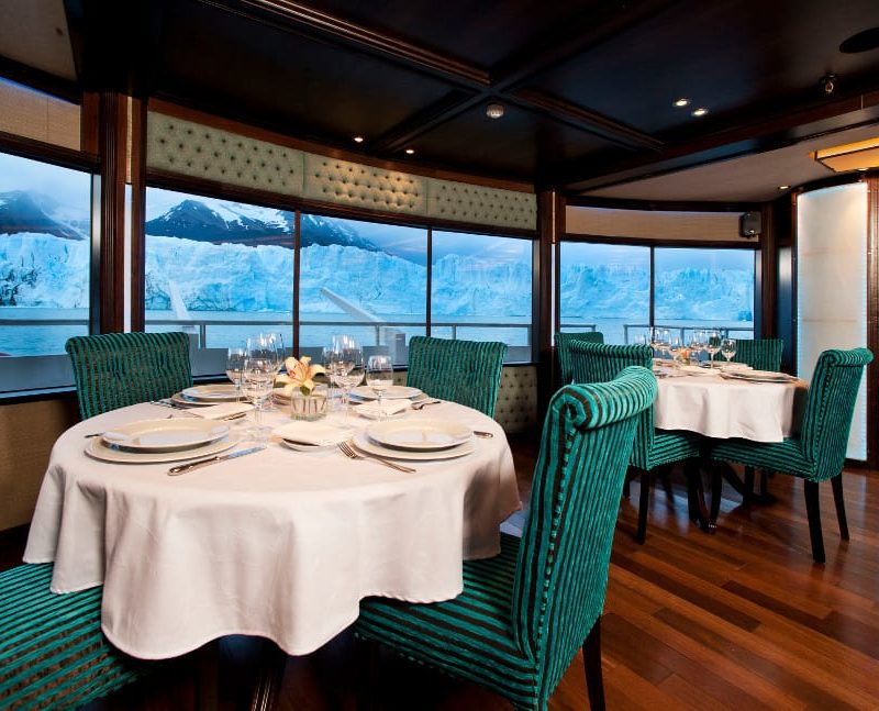 Argentinië Marpagat Cruise