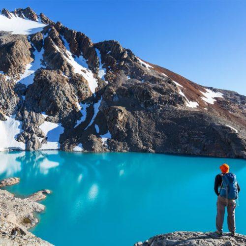 Argentinië El Chalten Fitz Roy Trekking