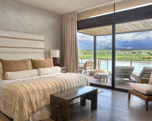 Bijzondere Accommodatie Mendoza Argentinië The Vines Resort & Spa Mendoza Suite
